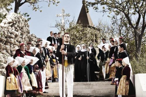 Prelazak u novi Samostan